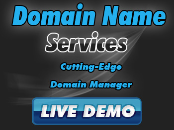 Discounted domain registrations & transfers